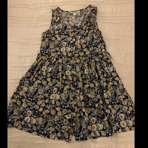 adorable rampage floral dress size 9
